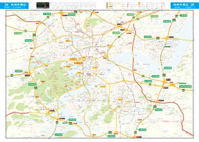 台州至义乌地图