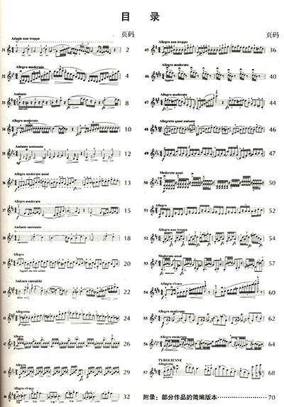 曲谱大全《许多年以后》