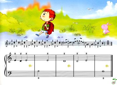 幼儿钢琴入门(1) 简介