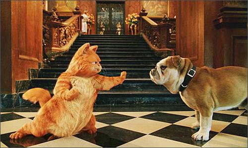 加菲猫电影2 图片合集