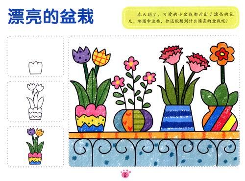 幼儿葫芦纸浆绘画图片展示
