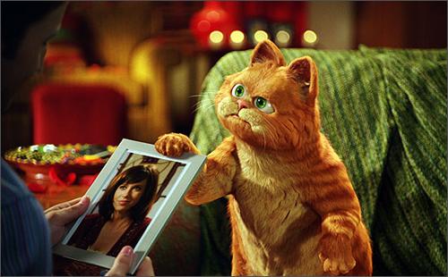 加菲猫2高清图片_加菲猫2 - 电影天堂