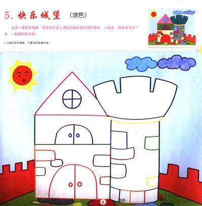 幼儿园实用美术课程:绘画2报价图片