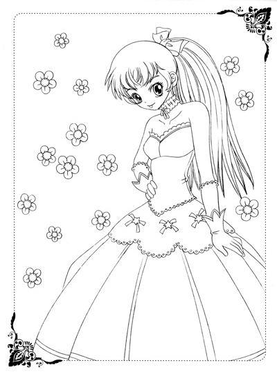 公主礼服秀》【摘要