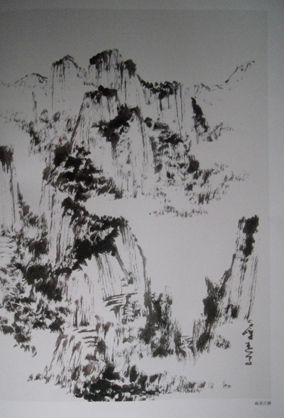 ... 速写树木画法图片展示_风景速写树木画法图片下载