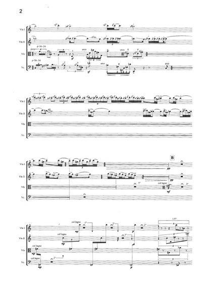 系列:弦乐四重奏报