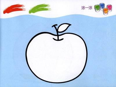 可打印的儿童涂色画图片下载分享