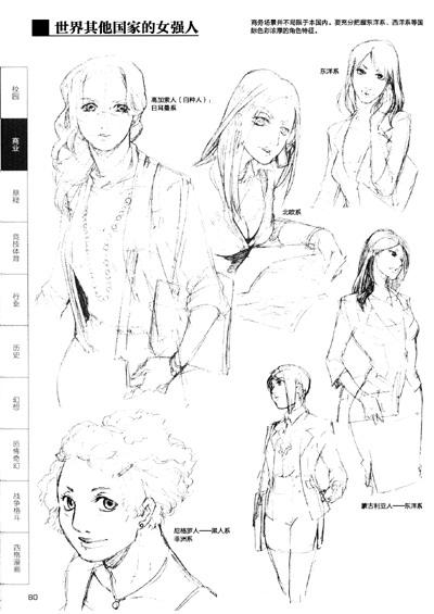 《日本漫画大师讲座6:林晃和角丸圆讲美少女角色》