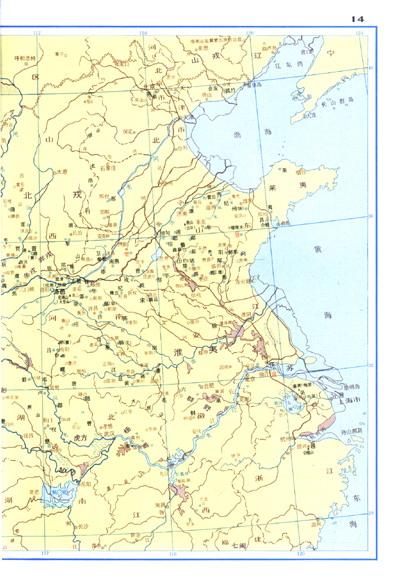 都江堰历史地图