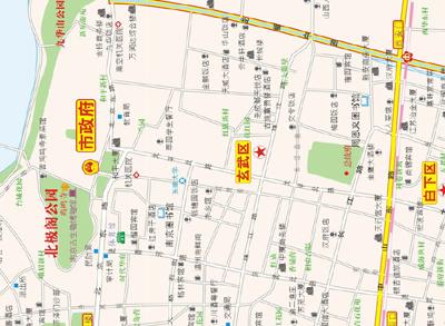 南京到和县地图