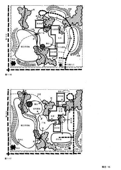 园林景观设计:从概念到形式(原著第2版)图片
