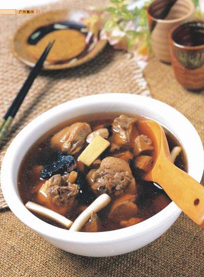 龙骨老鸭汤; 国外原版书; 赤小豆薏米鲤鱼汤