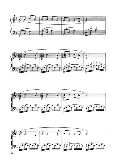 同一首歌 乐曲41.月亮代表我的心 乐曲42.甜蜜蜜 乐曲43.