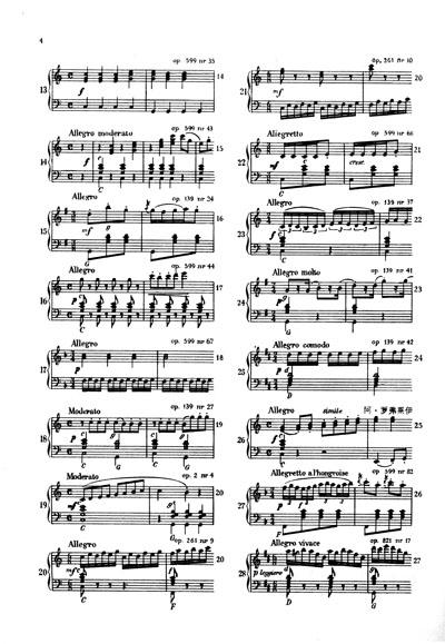 钢琴教育家卡尔middot;车尔尼(1791-1857年)的钢琴; 车尔尼手风琴