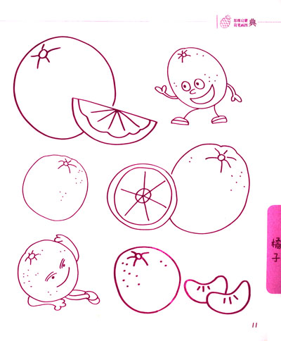 儿童人物简笔画,儿童水果简笔画大全,8岁儿童画画简笔画