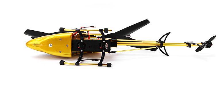 5通无线内置陀螺仪 遥控合金直升飞机带卡死