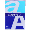 Double A A4 80г копировальная бумага 100 / мешок ж лтая зел ная красная копировальная бумага купить