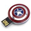 Дисней (Disney) The Avengers Iron Man 3 USB творческий мультфильм U диск 8G подарок подарок Captain America the man in the iron mask teacher s book книга для учителя