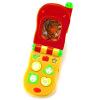 Oubi (AUBY) забавная музыка игрушки мобильный телефон ребенок раннего детства образование Kai Chi музыкальный телефон 463413DS (новая и старая упаковка случайной доставки) villo игрушки huile toys 757 исследуют радиоуправляемые игрушки детей ребенок ребенок музыкальный телефон телефон 6 месяцев