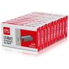 Эффективные (дели) 0027 утолщенной штапельного / картридж со скобами 10 24/8 500 коробки эффективные гастроном 0211 800 24 6 цвет штапельного box 10 box