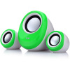Sony Ericsson (soaiy) SA-C12 2.1 активные акустические системы (зеленый) sony ericsson k300i новый