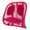 Вентилятор Luoshi (Fellowes) CRC81399 Красочные эргономичная спинка сиденья подушка эволюционировали версия Red Rose fellowes powershred 99ci black шредер