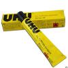 Фабер (Faber-Castell) UHU клей клей жидкий клей 35мл прозрачный означает одиночный клей лак uhu креатив томск