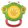 Auby развивающие игрушки раннего детства Лягушка-барабан Раннее обучение Музыкальная игрушка. auby развивающие игрушки детские бубенца 5 шт детские игрушки 463133ds
