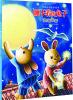 幸福快乐绘本系列·睡不着的兔子:勇敢追梦 男孩向前冲周志勇快乐方阵系列:胆小鬼之勇往直前
