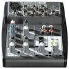Behringer 802 Mini Mixer (британский Balanced Compressor / Домашний медиа-малый хор-кафе и зал для караоке) кейс для микшерных пультов thon mixer case behringer sx 3282