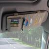 [супермаркет] Jingdong автомобиль поцелуй папку полный кожаный автомобиль козырек клип автомобиль CD бежевый универсальные диски оригинальные колесные диски на автомобиль бриллиансе