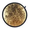 BOLING FG2-N1 Золото и серебро двухсторонняя (двухцветная) Светоотражающая пластина Фотокамера Светоотражающая пластина (57 см)