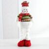 Эва Лав рождественские украшения выдвижные Рождественские куклы куклы аксессуары елочные украшения снеговика Рождественские подарки для детей елочные украшения русские подарки декоративное украшение с led подсветкой