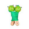 Немецкий Кубок мира Классические дети могут быть мило мультфильм деревянные Скакалка игрушка мальчиков и девочек младшего школьного возраста подарок игрушка лягушка скакалка фитнес 4634 игрушка