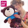 Новые плюшевые игрушки Плюшевые игрушки Мягкие игрушки Мягкие игрушки Фаршированные Медведь День Святого Валентина День рождения