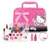 цены Hello Kitty (HelloKitty) Hello Kitty детской игры макияж мешок красоты макияж игрушка подарок KT-8589
