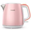 Philips HD9348 электрический чайник 1L  (розовый) цена и фото