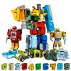 Новые Гуди новые музыкальные блоки цифрового искажения деформации Сюита Basic Edition 2806 цифровые детские игрушки блоки собраны игрушки мальчика головоломки собраны строительные блоки музыкальные игрушки