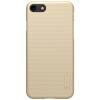 Нил Gold (NILLKIN) iPhone8 / 7 / Apple 8/7 матовое телефон защитной оболочки / защитный кожух / комплекты для мобильных телефонов золота чехлы для телефонов nillkin бампер nillkin barde metal case для apple iphone 7