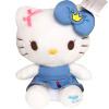 KT Hello Kitty Hello Kitty плюшевые игрушки куклы куклы куклы день рождения День святого Валентина подарок ребёнки денима вышивка # 1 Новая серия B раздел игрушки для кукольных домиков re ment re ment rement hello kitty supermarket