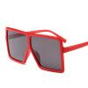 Дешевые негабаритные солнцезащитные очки женщины квадратные белые черные большие женские солнцезащитные очки женские 2018 uv400 солнцезащитные очки интернет магазин дешевые