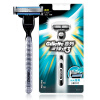 Gillette Razor Shaving Razor for Men Razor Handle *1, Blades *1 free shipping wooden handle razor shaving knife razor straight razor hair cut razor trimmer for men