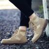 досуг и моды, за палец высокого вырезать сапоги, мужские ботинки