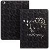 Hello Kitty Apple Ipad mini4 7,9 дюйма защитного рукава мультфильм защитной оболочки кобура умных дремоты модель черного кружево Xinyu Hello Kitty apple чехол iphone6 5s 4s 5c hello kitty
