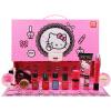 Hello Kitty HelloKitty детская косметика макияж коробка принцесса костюм девушки игрушки играть дома игрушка в подарок на день рождения KT-8586