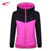 SAIQI Зимняя куртка Женские пальто Женская верхняя одежда Модный длинный хлопок Ватный теплые тренировочные куртки верхняя одежда