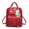 обаятельный женщины Рюкзак девочки Школьные сумки мода женский Рюкзаки школьные рюкзаки target collection рюкзак цвета сборной real madrid реал мадрид
