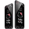 Hello Kitty Apple 8Plus / 7Plus закаленная пленка iPhone8Plus / 7Plus углеродного волокна мягкая краска цветная пленка защитная пленка для мобильного телефона Phantom of the Kitty