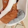 FOOJO цветов подушка офиса студент стул подушка подушка подушка на сером подушка на стул арти м райский сад