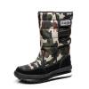 Plus size 36 - 47 мужчины ботинки снег ботинки толстые мягкие водонепроницаемые нескользкими зимнюю обувь